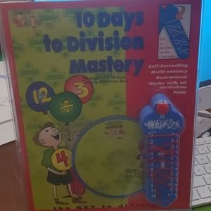 10 days to mastery Davison & Multiplication